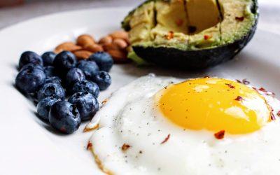 Alimentación keto y aumento muscular